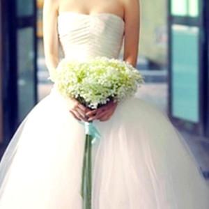 10Pcs Set Artificial Babysbreath Flower Bouquet Wedding Home TV Background Decor New Arrival