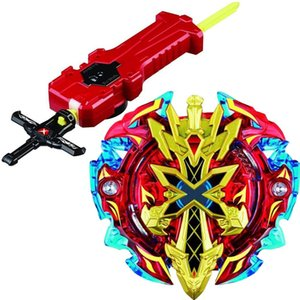Beyblade Burst B-48 Xeno Xcalibur M.I Attack Starter with Launcher Beyblade Gift w  Launcher Sword Launcher