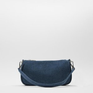 Fashion Denim Jeans Single Shoulder Crossbody Bag for Women Chain Messenger Bag 2020 Luxury Designer New Ladies Large Handbags