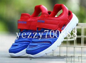 Jeff Sneaker kids Red blue Fashion Casual Shoes Comfortable Mesh Upper light weight fdzhlzj