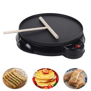 Fabricant de rouleau d'œuf électrique croustillant omelette croustillant crêpe cuisson cuisson cuisson cuisson bricolage glace crème conique machine tarte frire grill fabricant