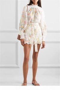 2020 Korean Temperament Flare Sleeve Lace Sheer Top + Hip Skirt Set