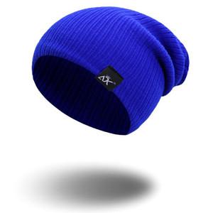 Cokk Knitted Beanie Women's Hat Winter Men Skullies Beanies Warm Casual Slouchy Hat Crochet Beanie Hat Female Baggy Cap Cheap Swy sqcjoZ