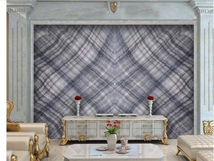 living style wallpaper Gray marbled background decorative painting 3d customized wallpaper