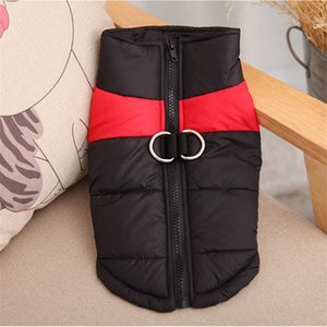 Warm Pet Clothing for Dog Clothes For Small Dog Coat Jacket Puppy Winter Pet Clothes For Dogs Costume Vest Apparel