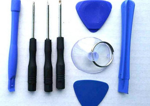 8 In 1 Repair Pry Kit Opening Tools With 5 Point Star Pentalobe Torx Screwdriver Screw Driv bbyZtk hotclipper