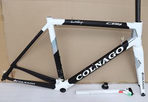 Plus de couleur Colnago C64 Carbon Road Cadreset Frein Frein Cadres de vélo de carbone Orange Black Sigma Sports Exclusif