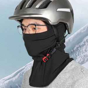 WEST BIKING Winter Outdoor Sport Cycling Cap Hat Full Face Mask Neck Warmer Men Women Scarf Ski Bicycle Motocycle Head Warm Cap