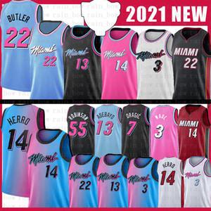 13 Bam Tyler 14 Herro Adebayo Jimmy 22 Butler Basket Balkey Jersey Dwayne Dwyane 3 Wade 7 Goran 55 Duncan 25 Kendrick Robinson Dragic Nunn