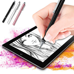 العالمي ستايلس القلم للهاتف الذكي اللوحي 2 في 1 قلم الشاشة بالسعة الروبوت الرسم المحمول اللمس القلم JK2101XB