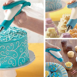 Cake Baking Butter Nozzle Multi Function Stainless Stee Decoration Flower Drawing Pen Kitchen Home Varied Suit Supplies Accessorie 14 2sk M2