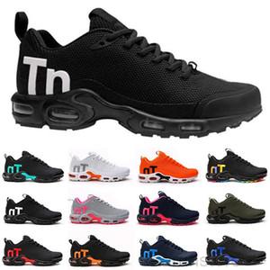 2020 2019 Designer Mercurial TN Homens Sapatos Fahion Womens Sneakers Chaussures Femme Tn KPU Triple S Treinadores Esportivos Almofada Tamanhos K2R5