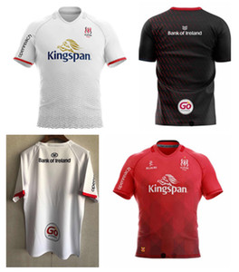 2020 2021 Nova Qualidade Tailandesa Thai Ulster Rugby Jersey 20 21 Ulster Home and Away Europeia Jersey Tamanho S-5XL2020 2021 Mais recente alta qualidade Ulster Tapete