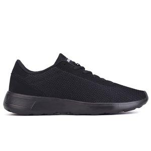 Jeesina uomini in esecuzione scarpe da passeggio sport atletico wihte sneakers jogging