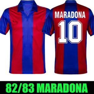 82 83 Maradona Retro Jerseys 1982 1983 1997 Figo Xavi Ronaldinho Ronaldo 08 09 Rivaldo Guardiola Iniesta 100 Yıl Pique Xani Henry Gömlek