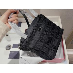 Designer Falten Handtaschen 20FW Top Diagonal Taschen Mode Frauen Einzelner Schulter Retro Hobo Bag WF2012011