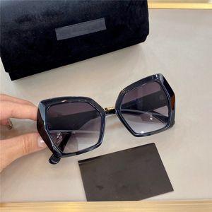4377 Nuovi occhiali da sole di fascia alta Donne Uomo Moda Moda Fashion Retro Cat Eye Style Anti-Ultraviolet UV-400 Lens Lam Sheet Frame Top Quality Box gratuito
