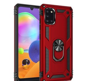 Armor For Samsung Galaxy S20 Fe Hard Case Car Holder S20 Fan Edition Magnetic Ring Galaxy Note 20 Ultra M31s M51 A21s jllWnn xjfshop