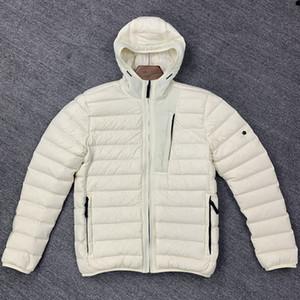 Topstoney 20 Heated Winter Lightweight Hooded Down Jacket Casaco na moda casual Capuz Capuz Postado Baiacado Jaqueta Mens Teddy Casaco sem mangas
