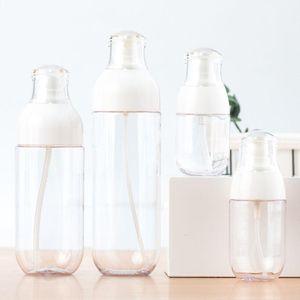 PETG BUSINO Mist nebbia Bottiglia Rifinibile Viaggio Trasparente Cosmetico Idraing Lozione Lozione Essence Foundation Container D