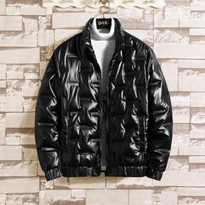 Hommes 2020 Amputation de vêtements de vêtement d'extérieur; Manteaux Vêtements Jacket pour hommes Nouveauté d'hiver d'automne Hommes Mode Marque Corée Parka Homme