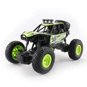 1:20 Coches RC Coches de alta velocidad Coches de carrera rápida de cuatro ruedas Control remoto eléctrico Vehículos todoterreno 3 colores C347