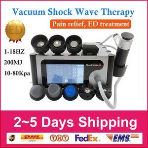 NEW Vacuum Shockwave machine for ED erectile dysfunction   Electric penis massage therapy shock wave penile enlargement device