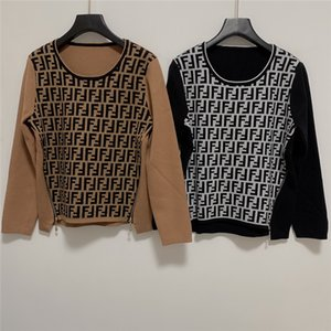High Quality Sweaters Women Designers Clothes 2020 Pullover 100% Cotton Fashion Women Sweaters Long Sleeve Sweater Oversize Womens Jumper