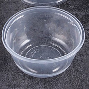 Disposable Boxes Sauce Cup Jelly Pudding 50ml Case Seasoning New Packing Transparent Organizer Kitchen New 15oh K2