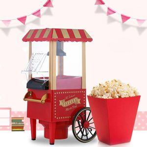 Electric Hair Dryer Popcorn Maker Durable Practical And Convenient Electrical Appliances Popcorn Maker1