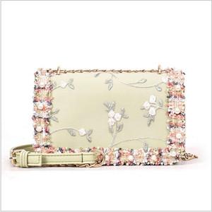 크로스 바디 고품질 작은 가방 여성 2021 사계절 레저 다용도 메신저 체인 어깨 패션 암소 가죽 플랩
