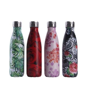 139-142 Custom Thermocup Double Wall Stainless Steel Vacuum Flasks Insulated Tumbler Thermos Cup Travel Mug Thermo Bottle 201204