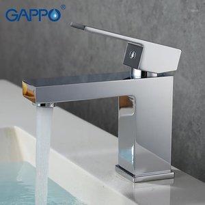 Gappo Basino contemporaneo rubinetto miscelatore rubinetto bagno deck montato miscelatore rubinetto rubinetto cascata bagno lavandino llave de agua1
