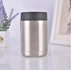 18 8 Stainless Steel Double Wall Tumbler Sport Cup 12 oz 18 oz 36 oz Insulated Coffee Travel Mug