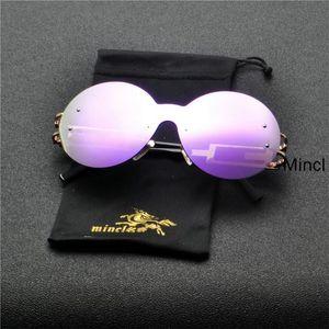 Women Fashion Sunglasses 2020 New Style Brand Men Cool One Piece Sun Glasses Big Frame Clear Eyewear UV400 Goggles FML