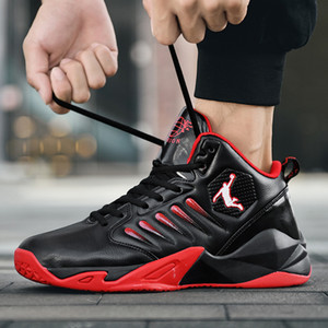 Men Basketball Shoe Kid Trainers Basketball Shoes Fashion Mens Sports Women Hi-Top Winter Sneakers Warm Basketball Gdxvd