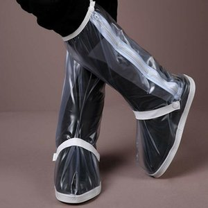 Fashion Men Women Reusable Rain Shoes Covers Thicken Waterproof Shoes Overshoes Boots Gear Overshoes sqciqg hjfeeling