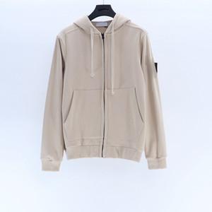 20fw Mens Sweats à capuche automne Nouveau Mens Vestes Casual Boys Active Vêtements à capuche HiPhop Streetwear Sweatshirts Asiatique Taille Asiatique