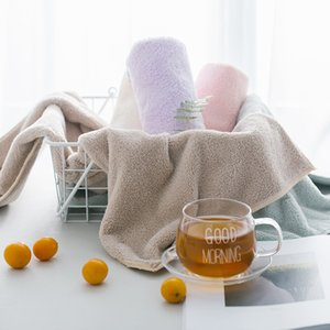 Bath Towels For Adults Are More Absorbent Than Plain Simple Dry Hair Face Washing Face Towel Shower Towels