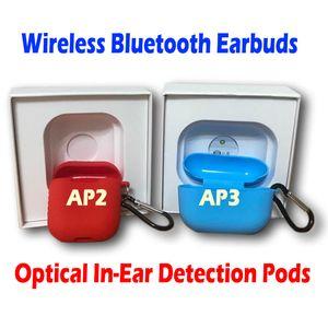 H1 chip earphones Gps Rename Air Ap3 pro Tws Gen 3 Pods pop up window Bluetooth Headphones auto paring wireless Charging Earbuds pro