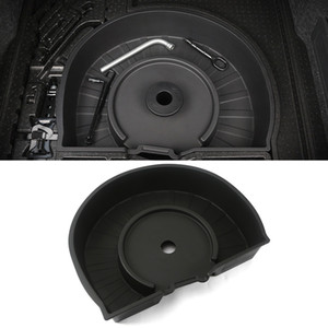 Car Accessories Rear Trunk Boot Storage Box Organizer Case Container Holder for VW Volkswagen Arteon T-roc Tiguan Atlas