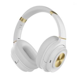 Cowin SE7-MAX Active الضوضاء إلغاء سماعات بلوتوث Aptx HiFi الصوت اللاسلكي عبر سماعات الأذن ANC مع مايكروفون للهواتف 1