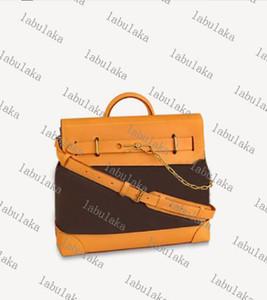 M44731 M44997 zaino all'aperto Genuine pelle bovina cuoio Eclipse tela Designer uomo viaggio bagaglio da viaggio borsa borsa a tracolla borsa
