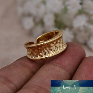 925 Sterling Silver Fashion Yellow Gold Color Ladies Finger Ring Jewelry for Women Birthday Gift Drop Shipping