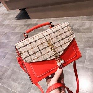 Designer-Women Handbags Ladies Casual Tote PU Leather Shoulder Bags Female Purse Handbags Purses-shelala