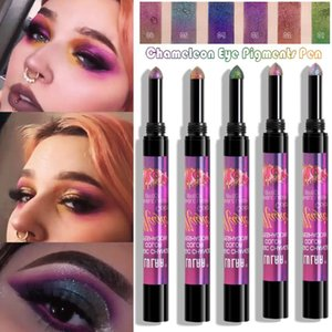 Chameleon Metallic Shiny Eye Shadow Powder Pen Glitter Eyeshadow Chameleon Eye Pigment Professional Eyes Makeup Party Cosmetic
