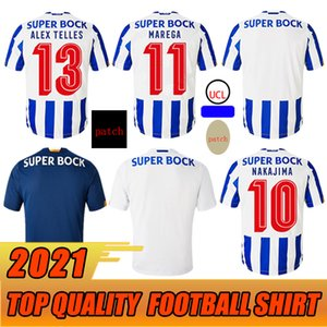 2020 Telles Jerseys de futebol Brahimi Shoya Danilo Camisa de futebol Set Infantil Otavio Felipe Augusto Homens Kit Kit uniformes