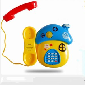 Early education story machine cartoon smart toy telephone music light early childhood education toys wholesale welcome to order