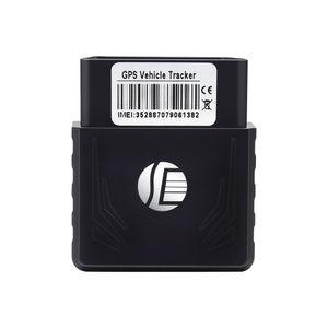 GPS Tracker TK306 OBD CAR GSM TRACKING DISPOSITION PIN Interface GPS Localizador SOS Alarma Geo-Fence con aplicación de plataforma