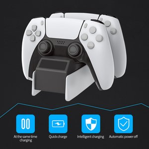 PS5 Gamepad Dual charger USB Type-C Fast Charging Stand 5V Wireless Controller Charging Dock Station for Play Station 5 Joystick